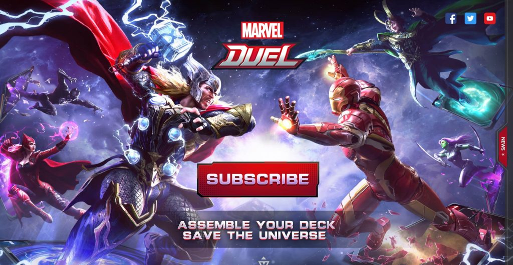 Marvel Duel Closed Beta Test Launches 19th March 2020 4