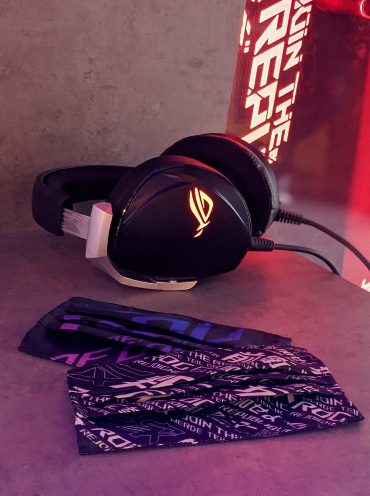 ASUS ROG Face Mask Exists, But You Can't Buy It 6