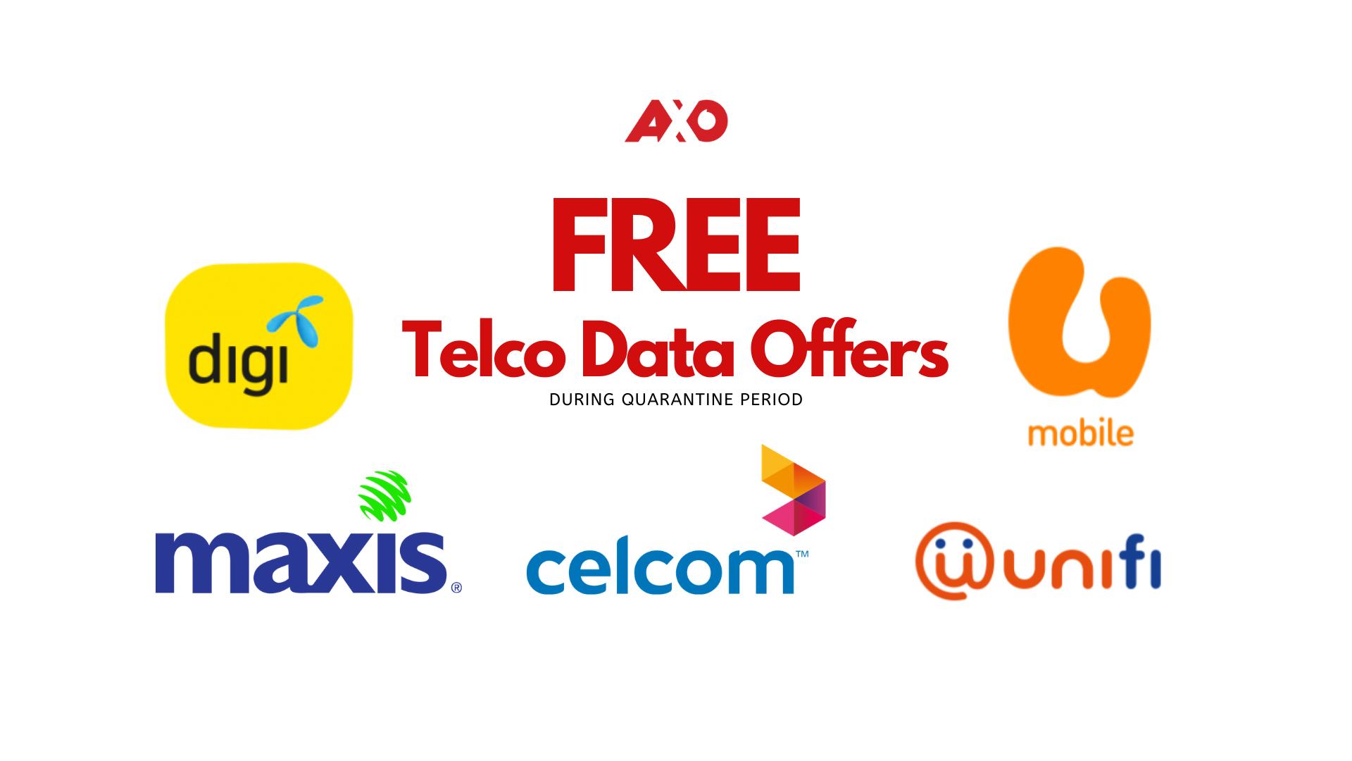 Telco free data