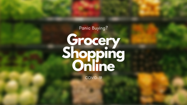 Grocery Shopping Online Covid19