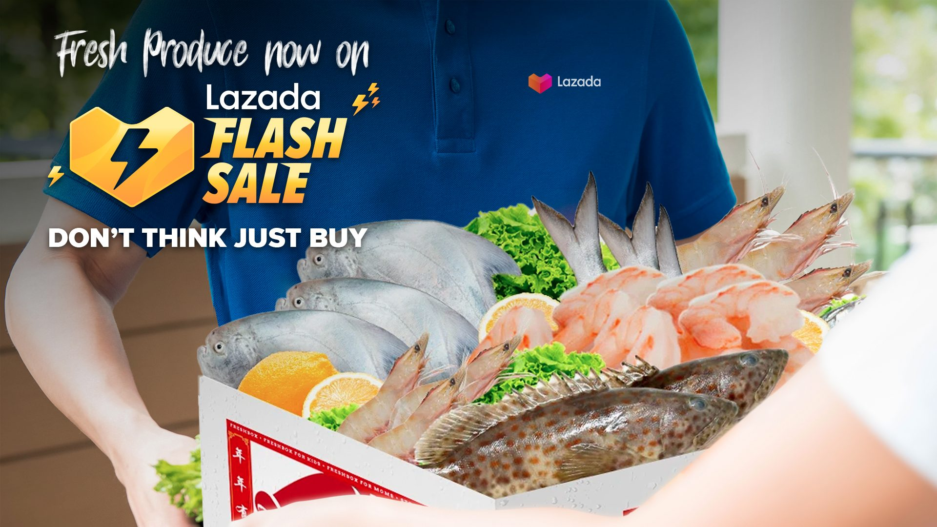 Lazada Fresh Produce