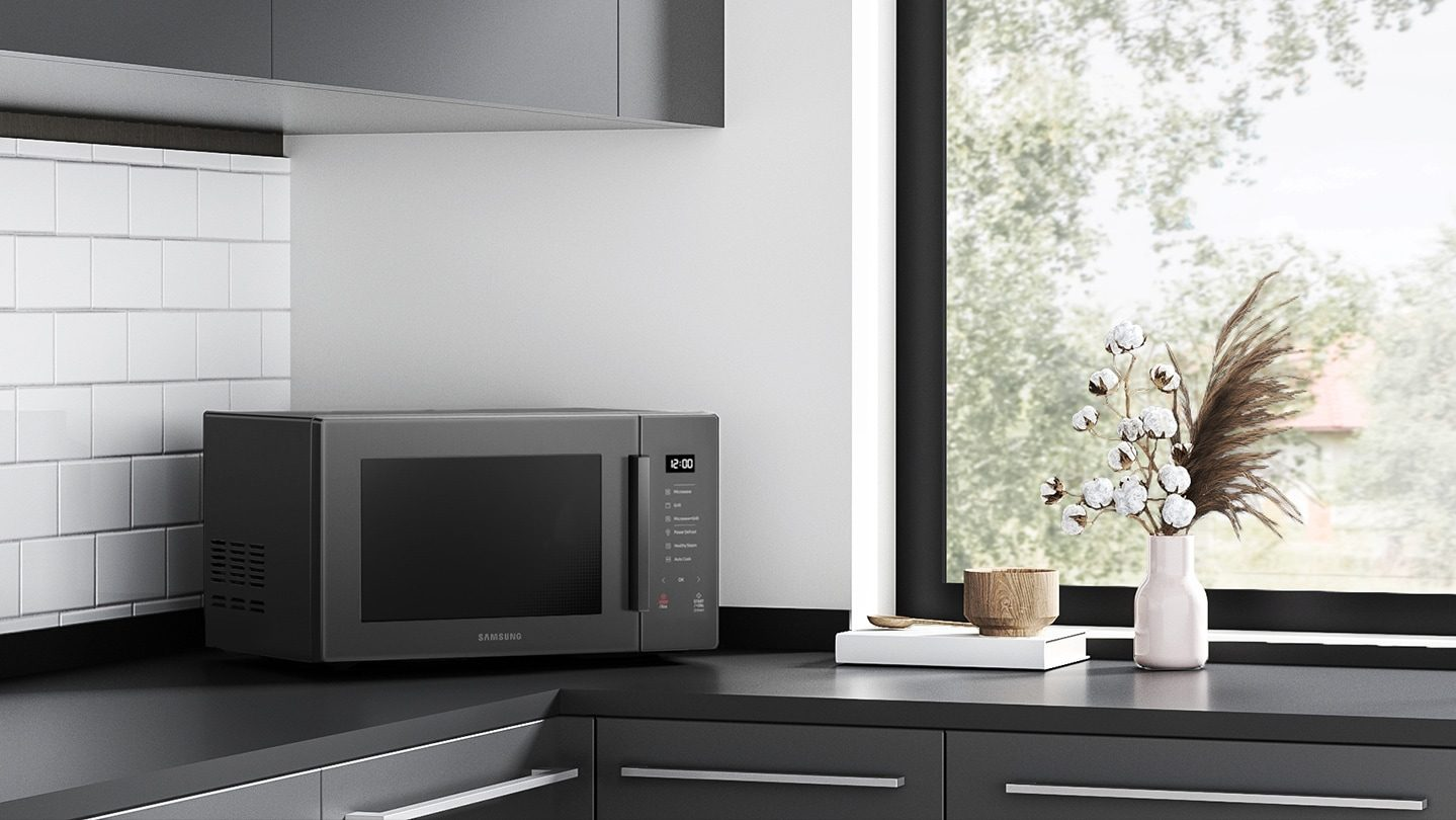Samsung MW5000T Colour Grill Microwave Oven Unveiled From RM599 6