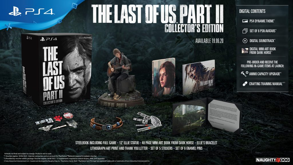 The Last of Us Part II Releasing in Malaysia on 19th June 2020; Pre-Order Starts 30th April 20