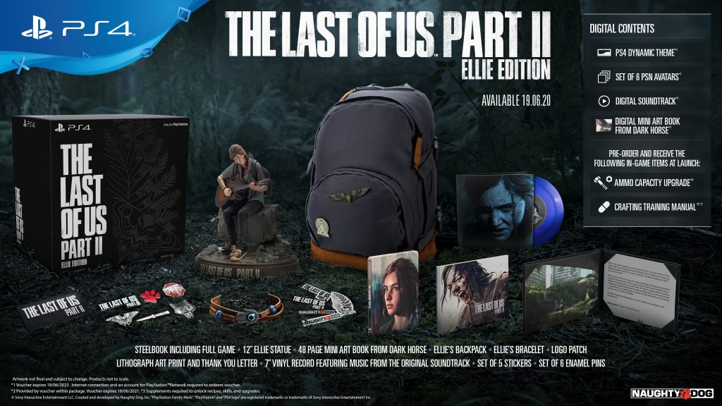 The Last of Us Part II Releasing in Malaysia on 19th June 2020; Pre-Order Starts 30th April 21