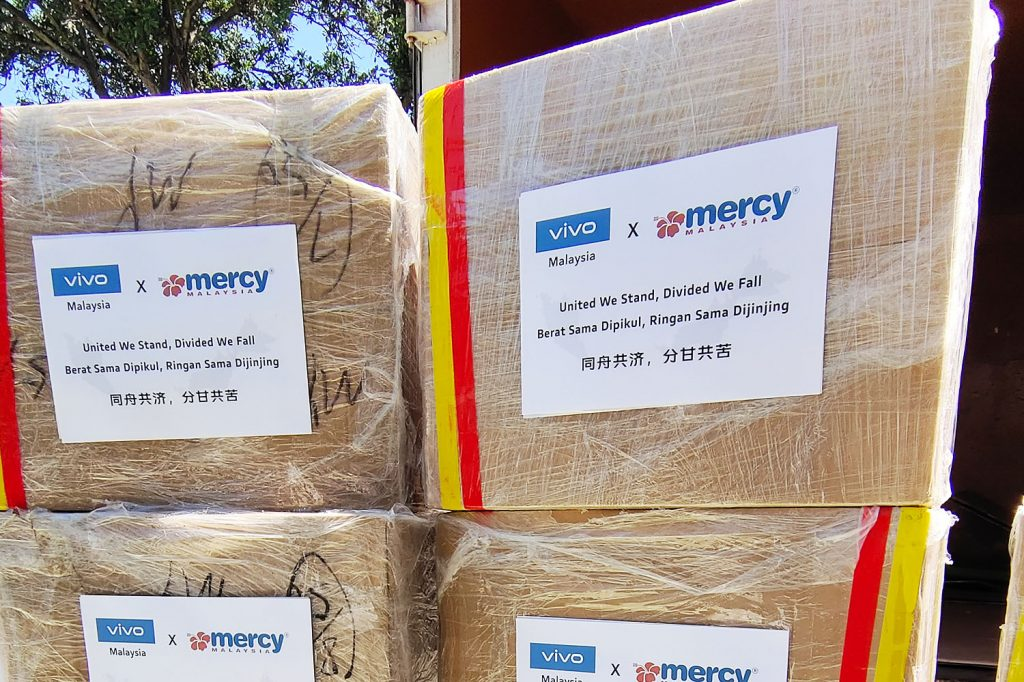 Vivo Malaysia Supports Malaysians In Need During COVID-19 5