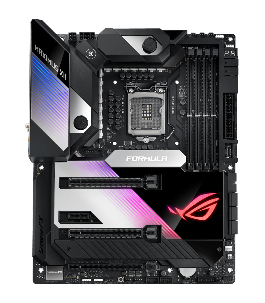 Here's Your First Look At ASUS' Entire Z490 Motherboard Lineup 19