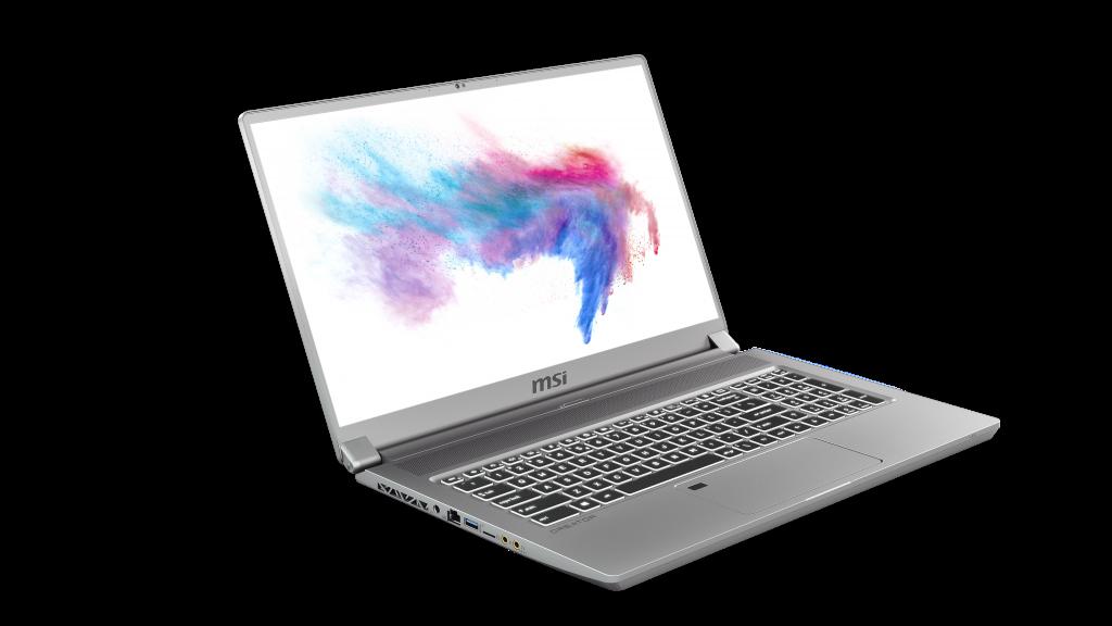 MSI Debuts MSI Creator Series, Featuring 10th Generation Intel CPUs and GeForce RTX SUPER GPUs 4