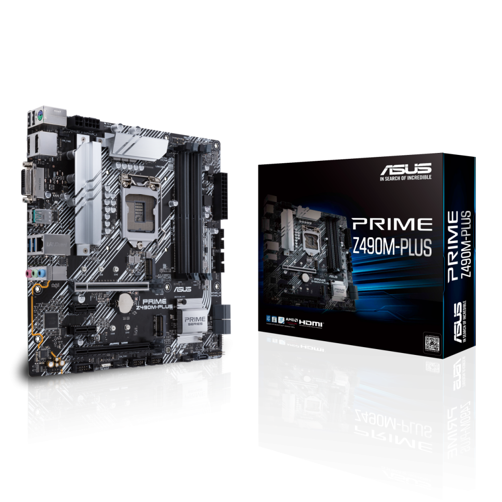 Here's Your First Look At ASUS' Entire Z490 Motherboard Lineup 81