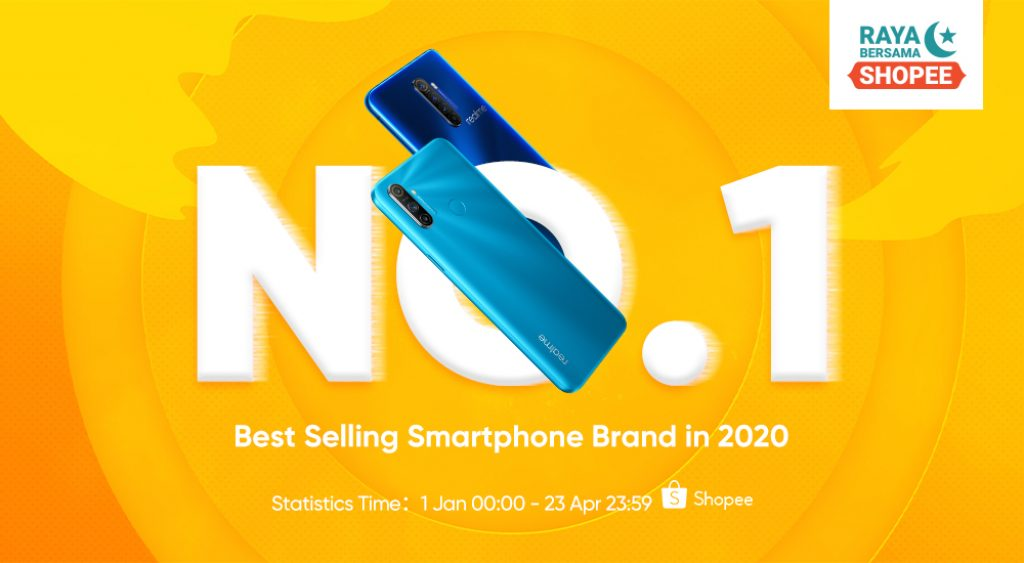 realme Achieves Four Recognitions During realme 6i First Sale 7