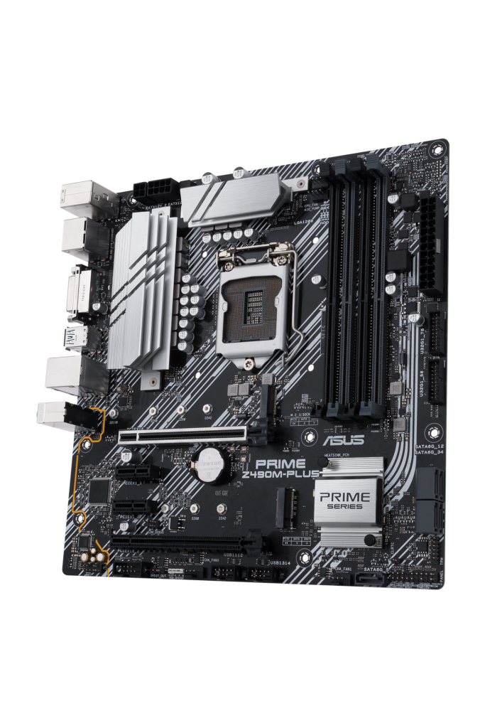 Here's Your First Look At ASUS' Entire Z490 Motherboard Lineup 84