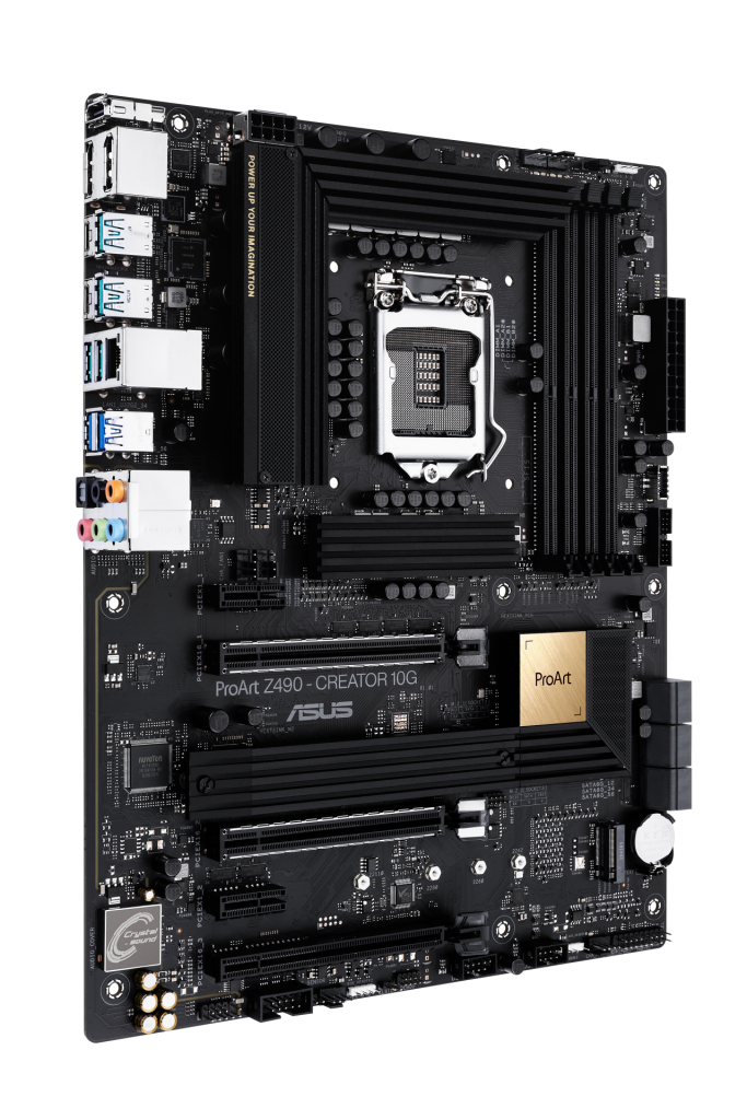 Here's Your First Look At ASUS' Entire Z490 Motherboard Lineup 76