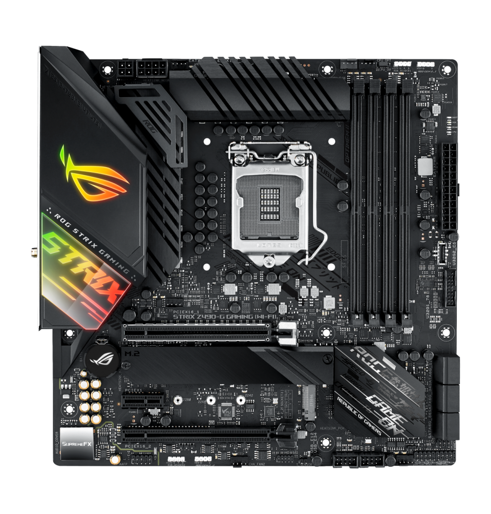 Here's Your First Look At ASUS' Entire Z490 Motherboard Lineup 57