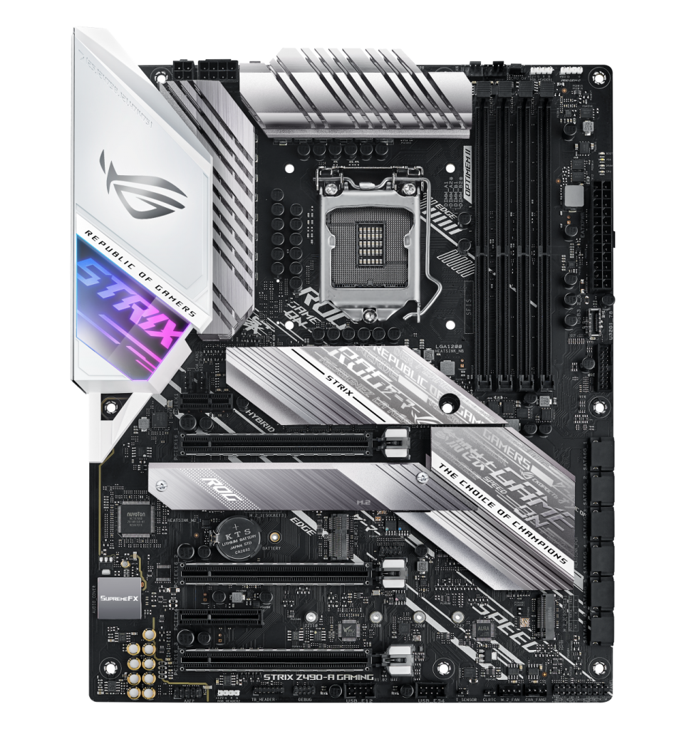 Here's Your First Look At ASUS' Entire Z490 Motherboard Lineup 49