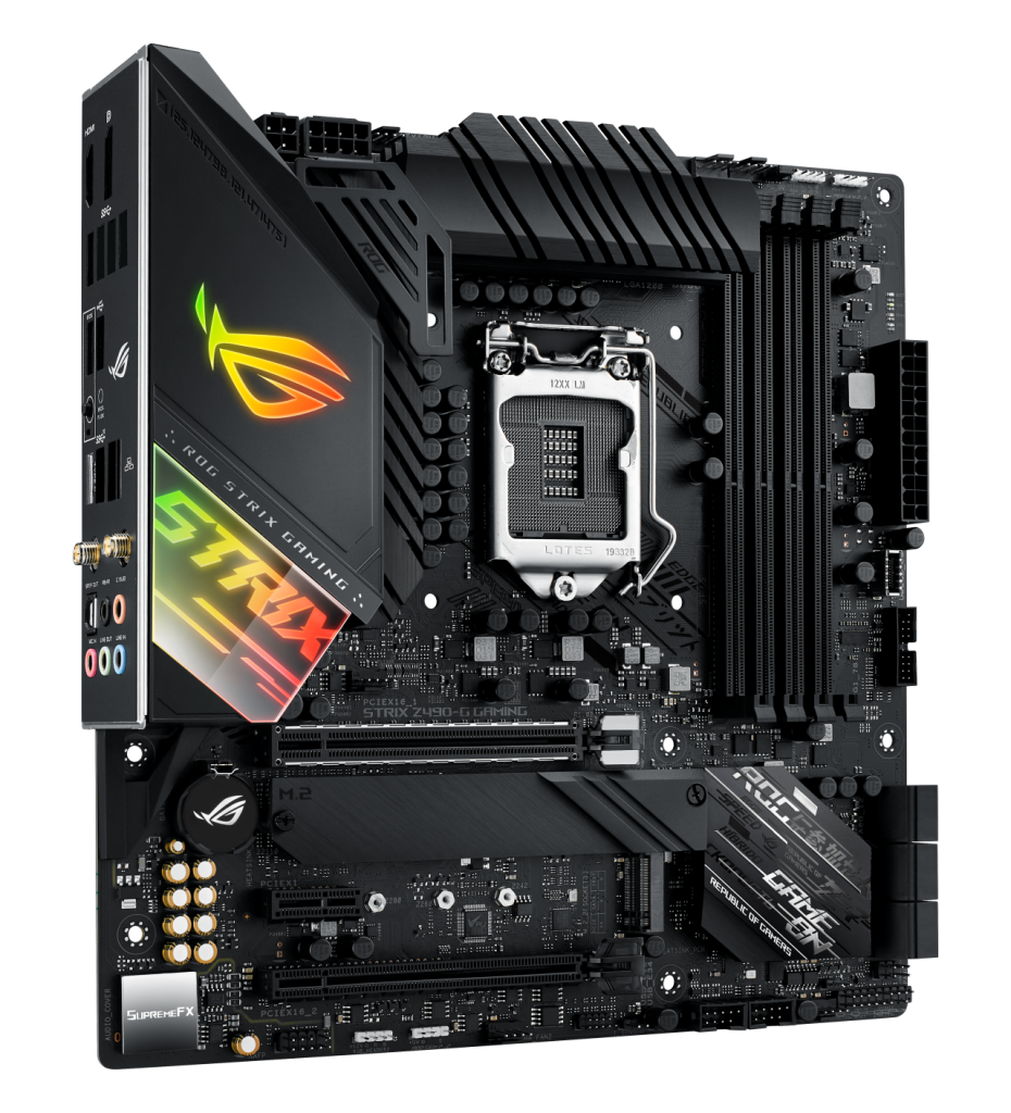 Here's Your First Look At ASUS' Entire Z490 Motherboard Lineup 58