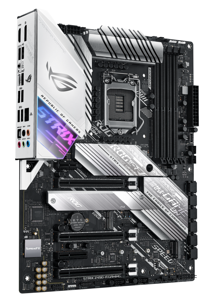 Here's Your First Look At ASUS' Entire Z490 Motherboard Lineup 50