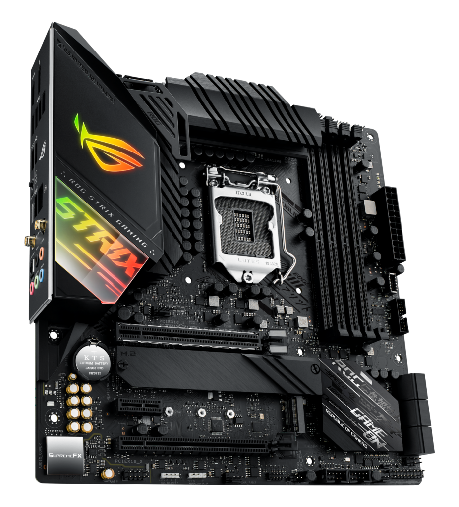 Here's Your First Look At ASUS' Entire Z490 Motherboard Lineup 61