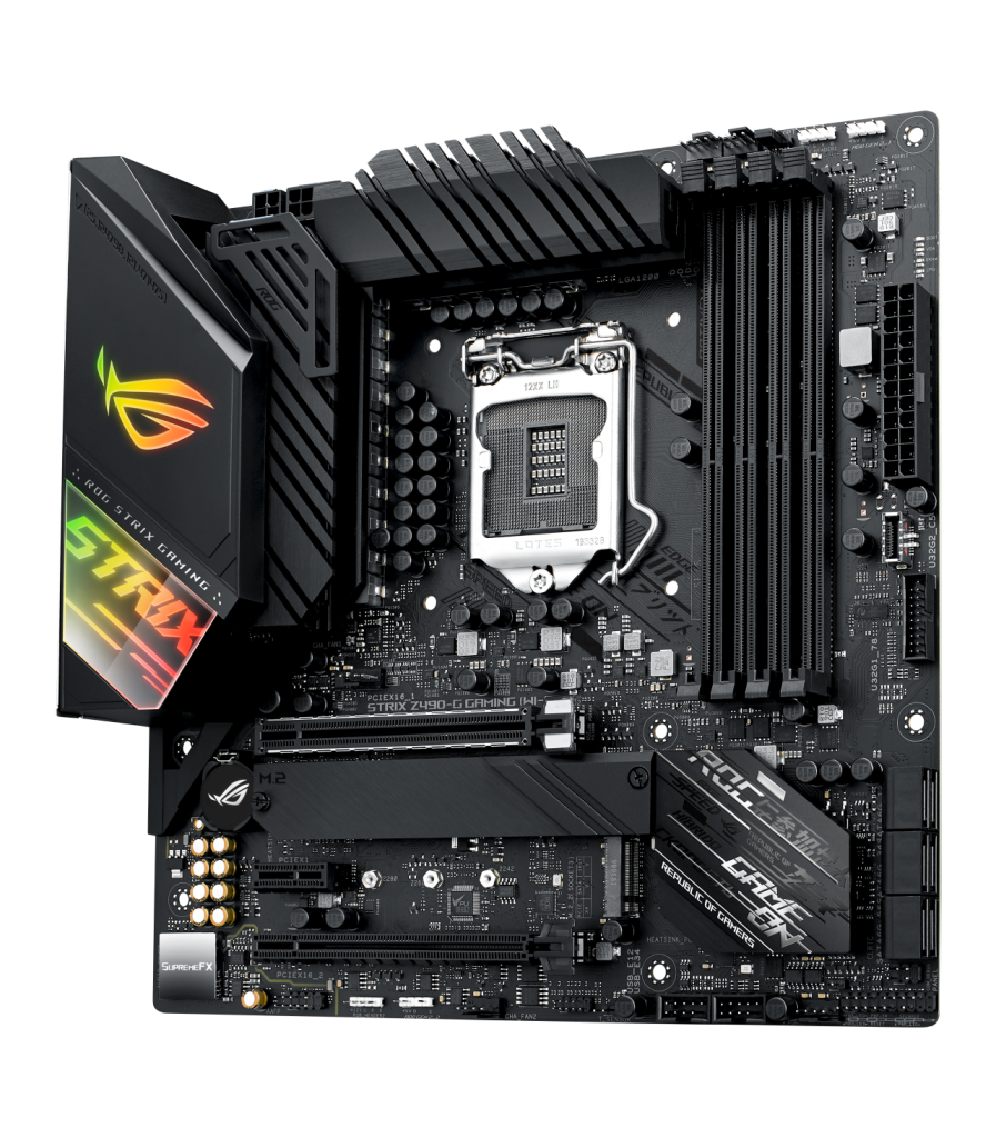 Here's Your First Look At ASUS' Entire Z490 Motherboard Lineup 60