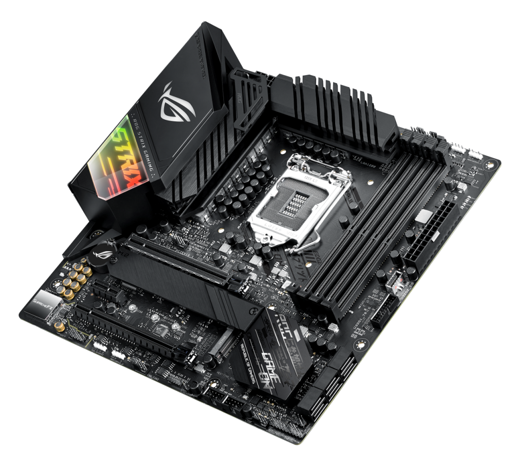 Here's Your First Look At ASUS' Entire Z490 Motherboard Lineup 62