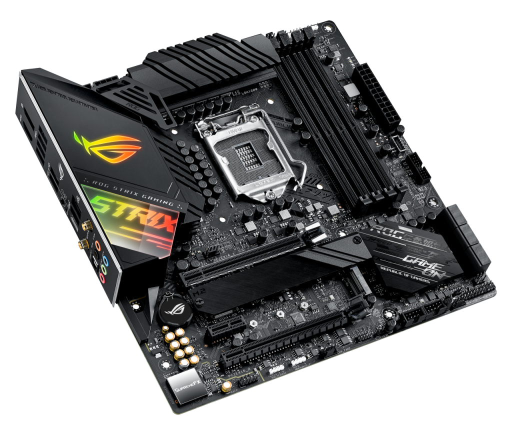 Here's Your First Look At ASUS' Entire Z490 Motherboard Lineup 63