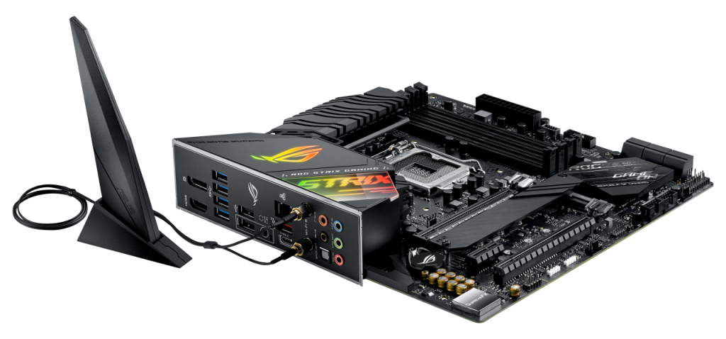 Here's Your First Look At ASUS' Entire Z490 Motherboard Lineup 64