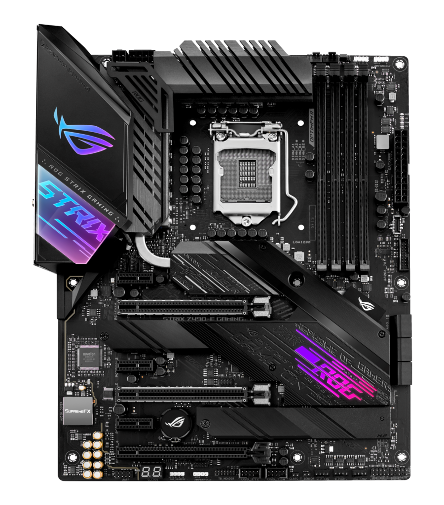 Here's Your First Look At ASUS' Entire Z490 Motherboard Lineup 32
