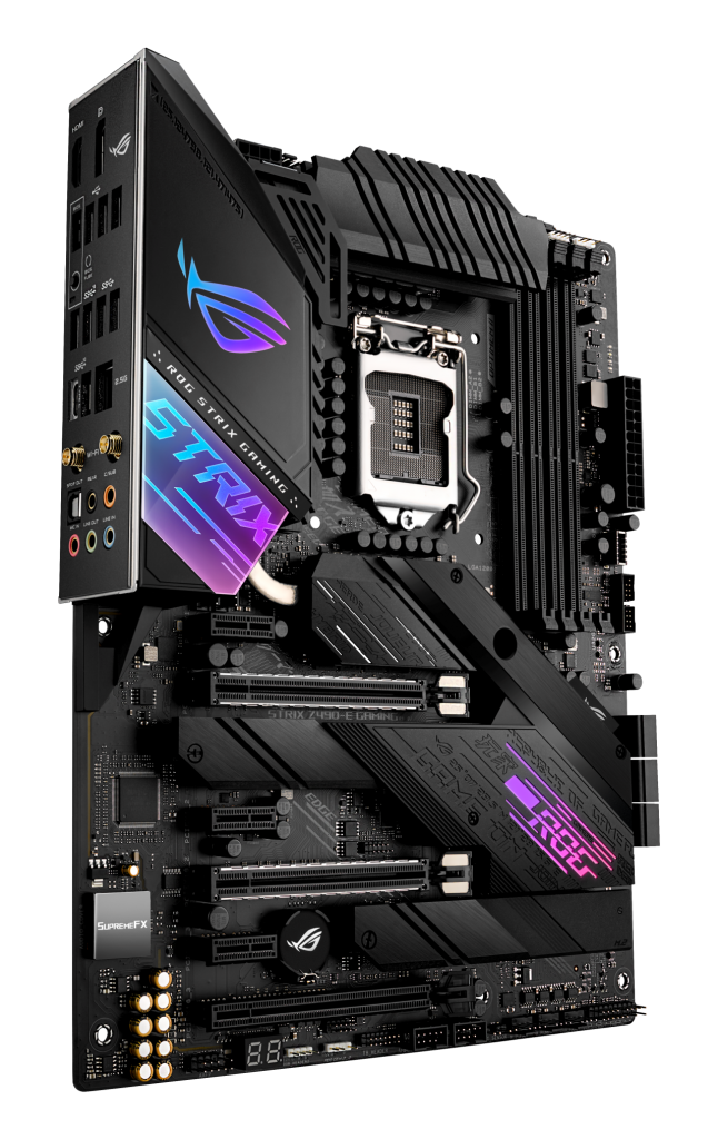 Here's Your First Look At ASUS' Entire Z490 Motherboard Lineup 33