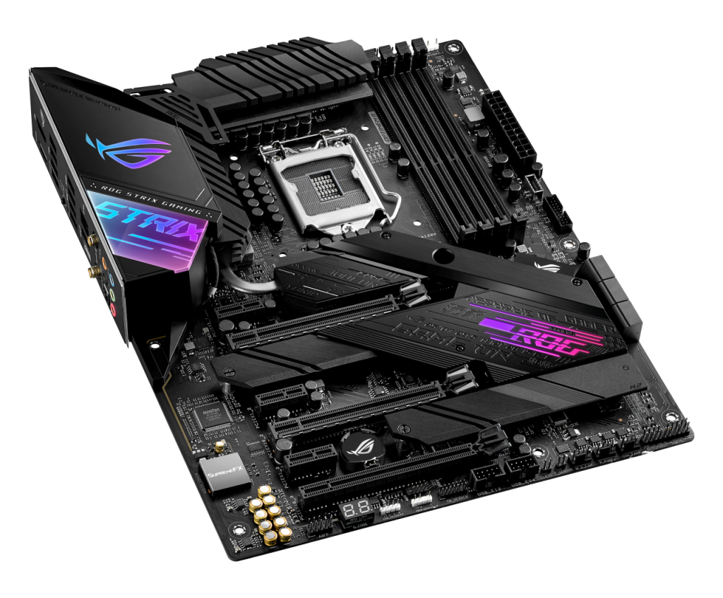 Here's Your First Look At ASUS' Entire Z490 Motherboard Lineup 35