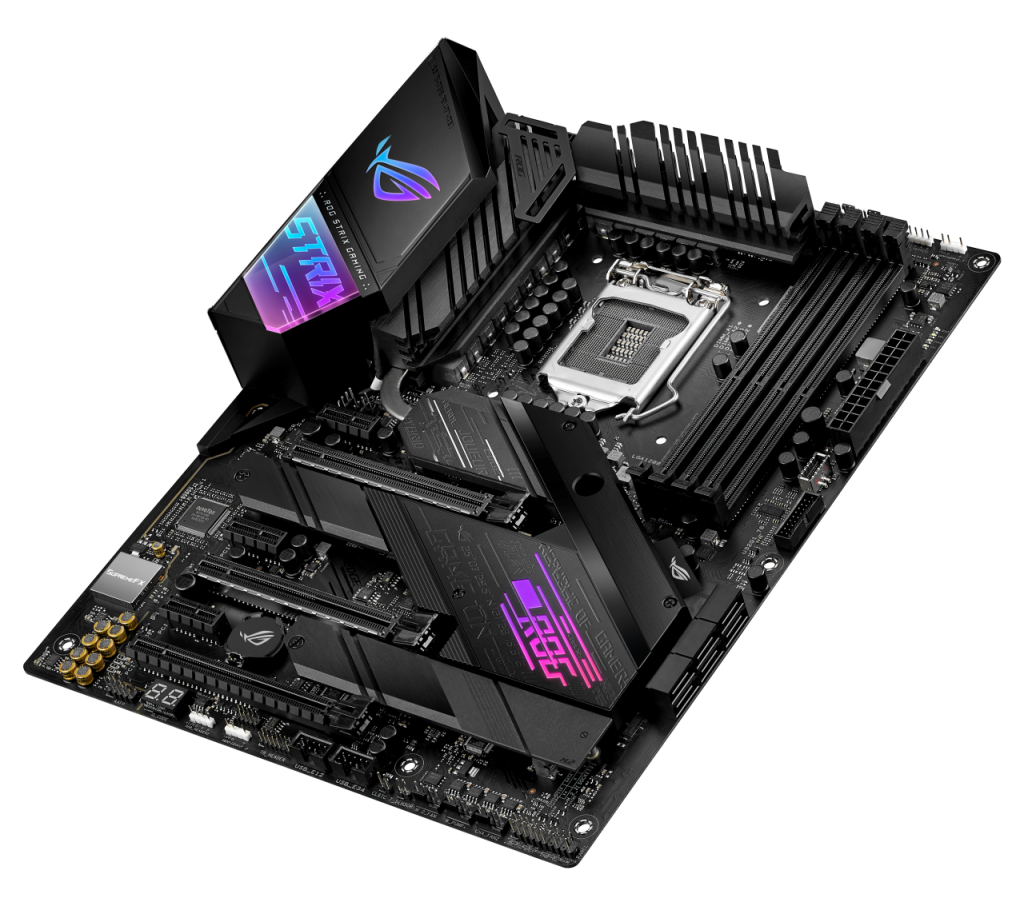 Here's Your First Look At ASUS' Entire Z490 Motherboard Lineup 36