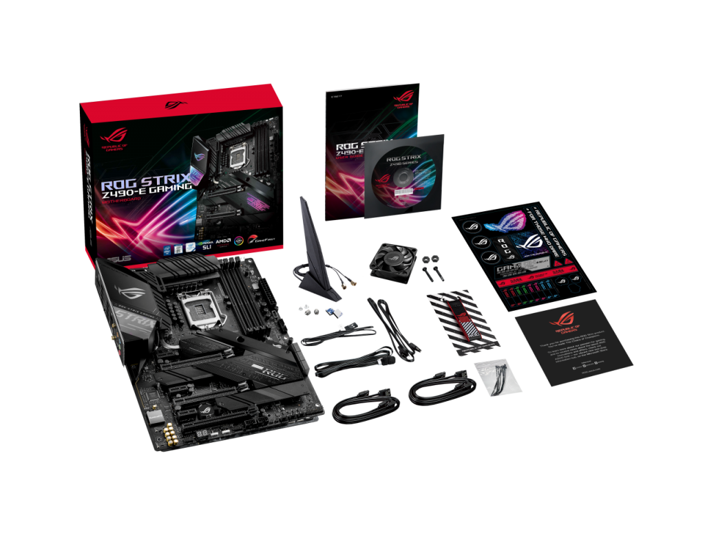 Here's Your First Look At ASUS' Entire Z490 Motherboard Lineup 39