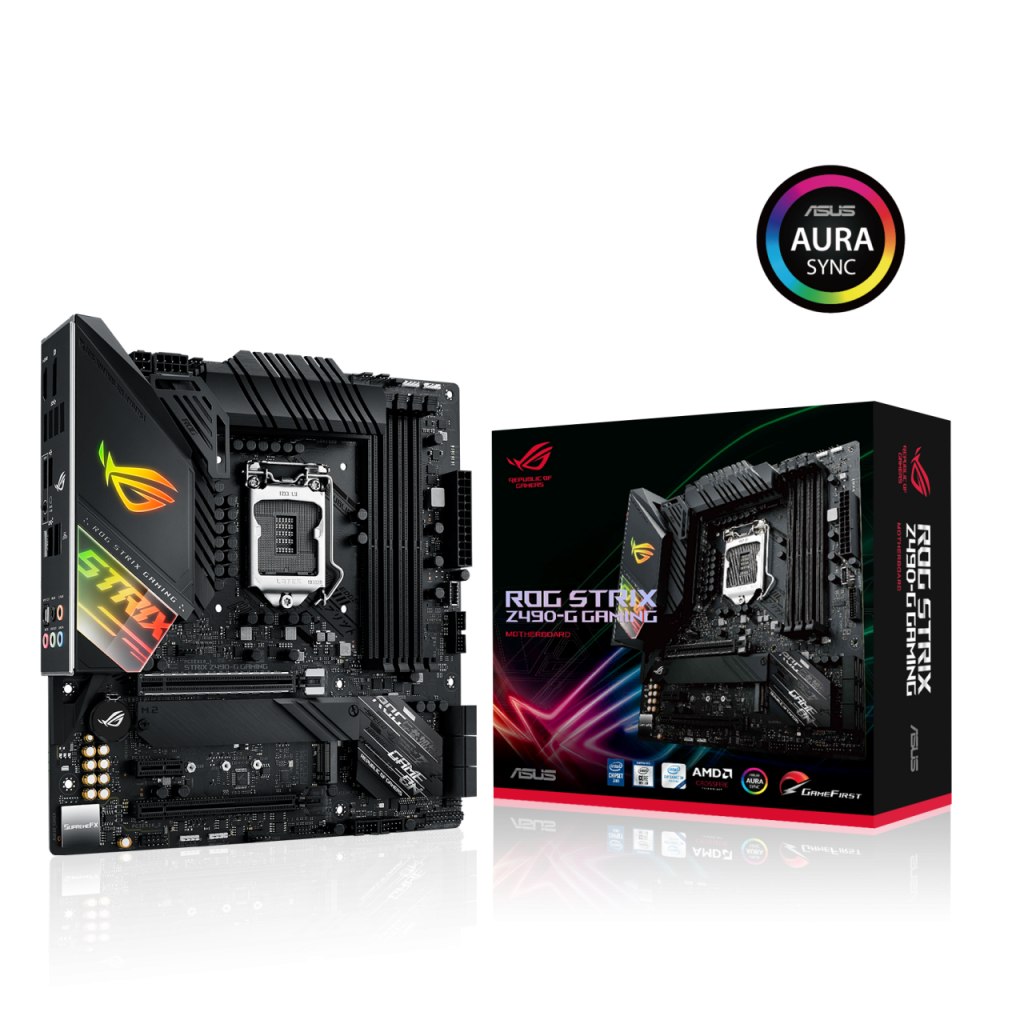 Here's Your First Look At ASUS' Entire Z490 Motherboard Lineup 65