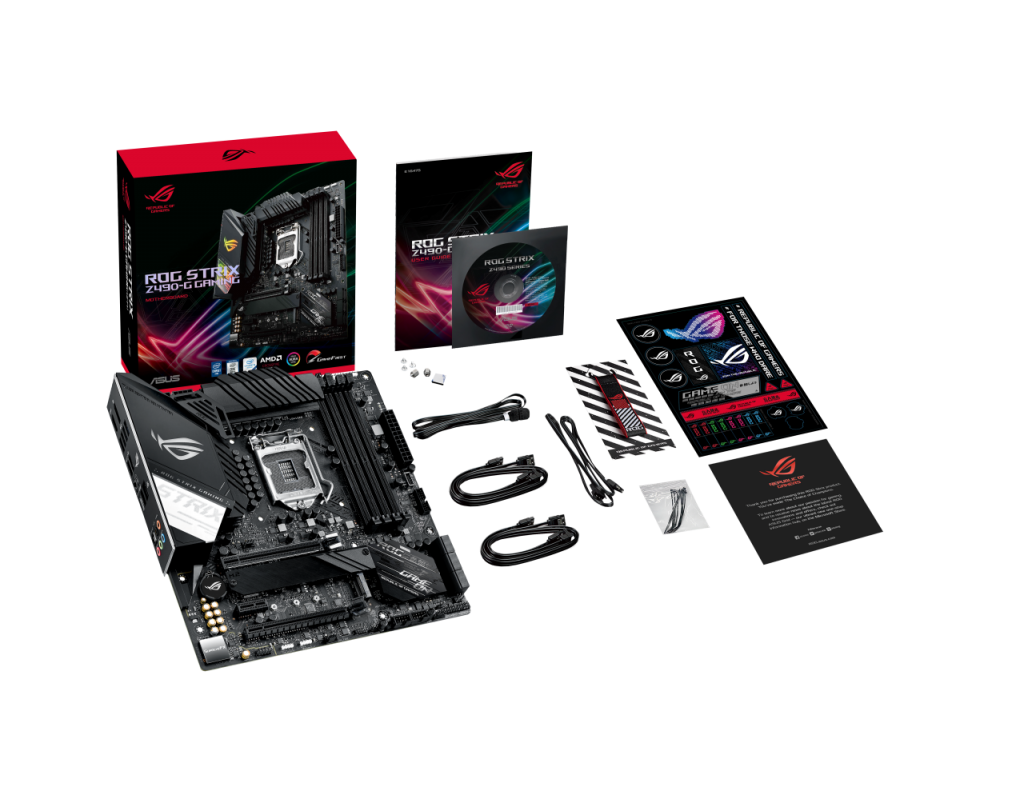 Here's Your First Look At ASUS' Entire Z490 Motherboard Lineup 68