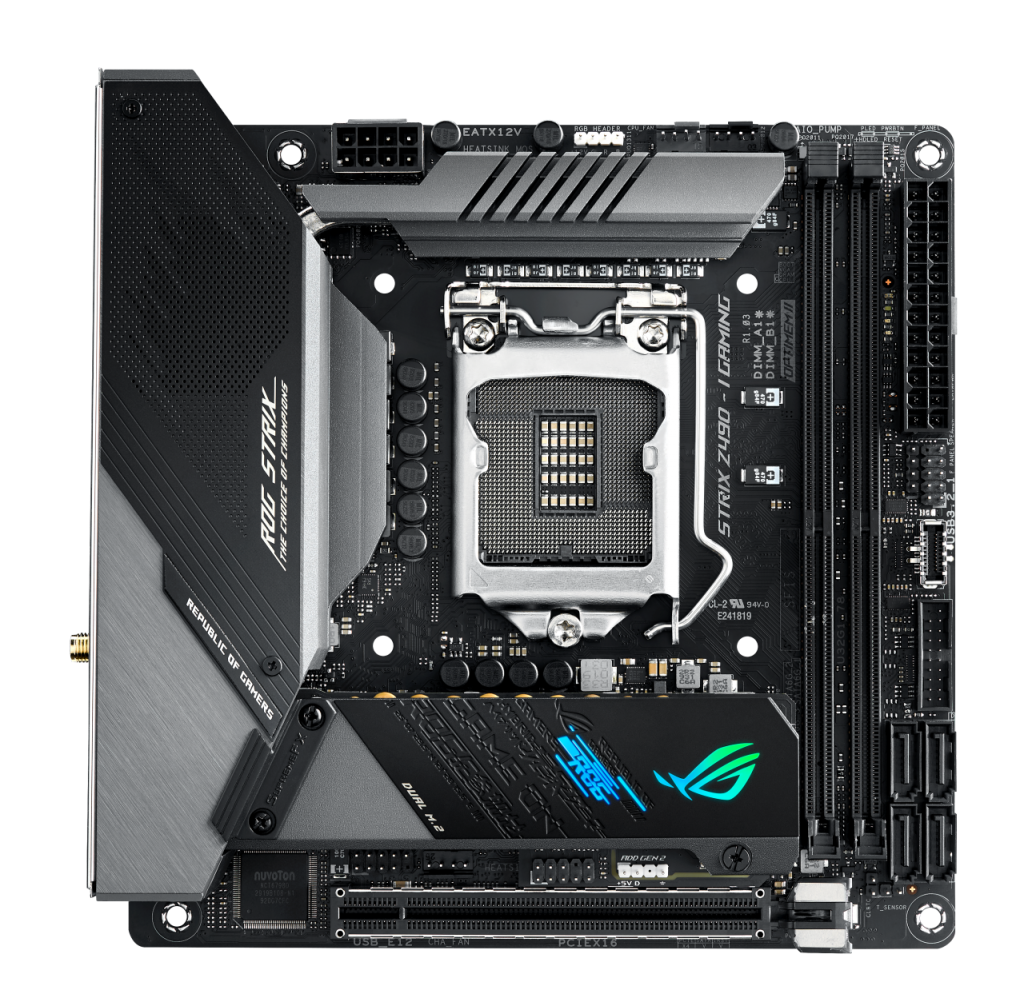 Here's Your First Look At ASUS' Entire Z490 Motherboard Lineup 42