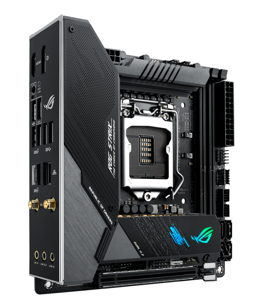 Here's Your First Look At ASUS' Entire Z490 Motherboard Lineup 43