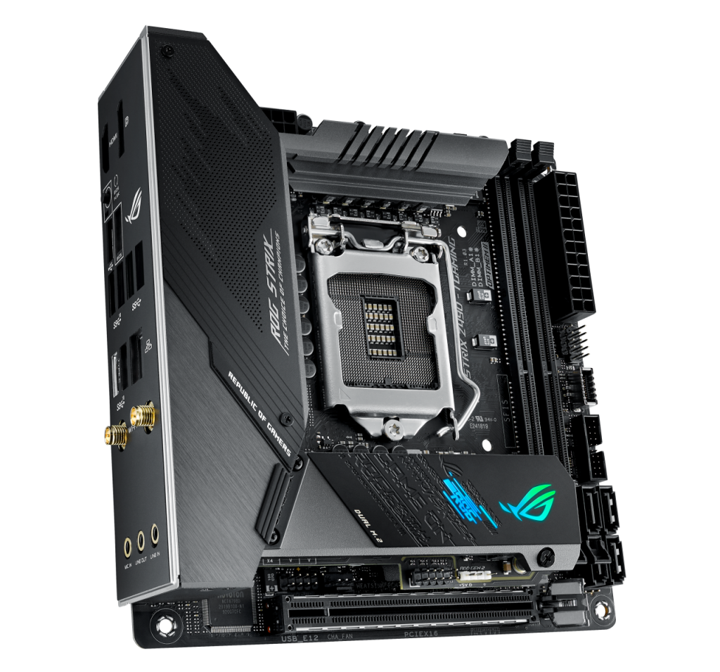 Here's Your First Look At ASUS' Entire Z490 Motherboard Lineup 48