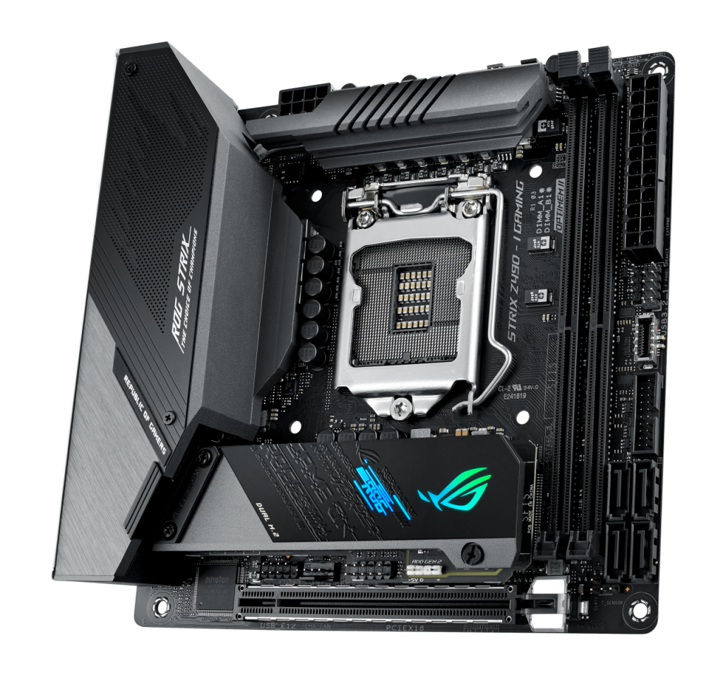 Here's Your First Look At ASUS' Entire Z490 Motherboard Lineup 44