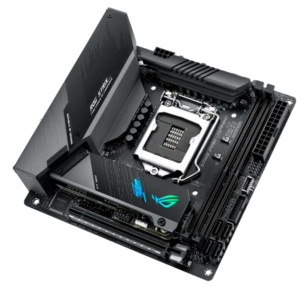 Here's Your First Look At ASUS' Entire Z490 Motherboard Lineup 45