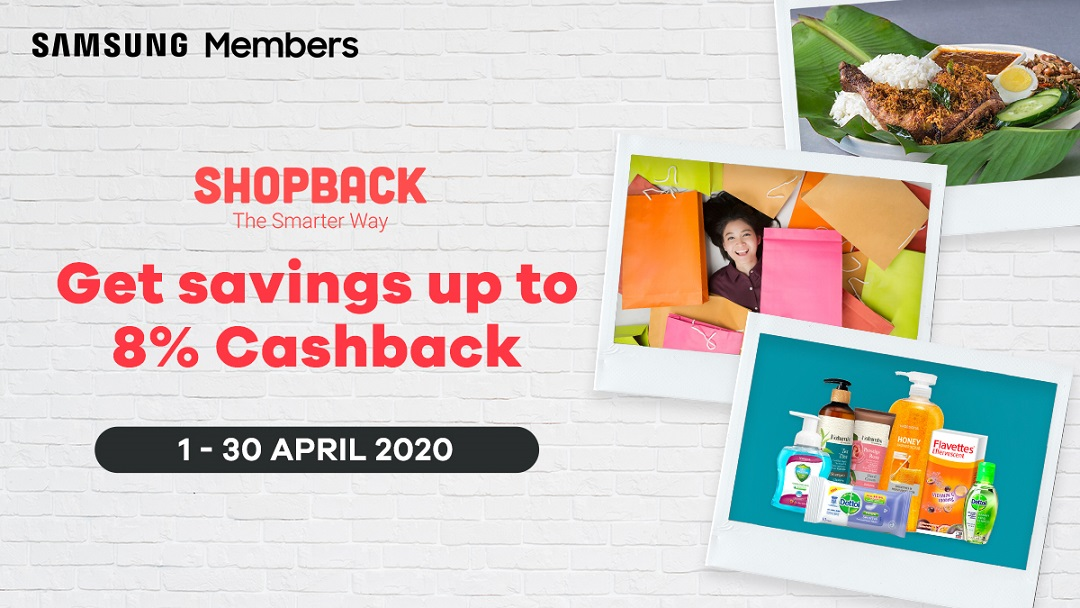Samsung Shopback