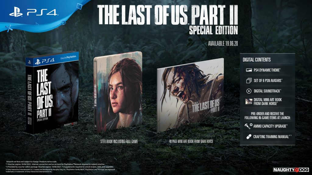The Last of Us Part II Releasing in Malaysia on 19th June 2020; Pre-Order Starts 30th April 19