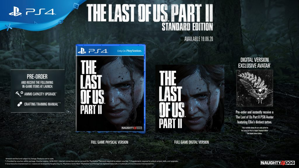 The Last of Us Part II Releasing in Malaysia on 19th June 2020; Pre-Order Starts 30th April 6
