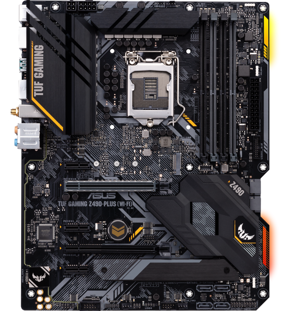 Here's Your First Look At ASUS' Entire Z490 Motherboard Lineup 70