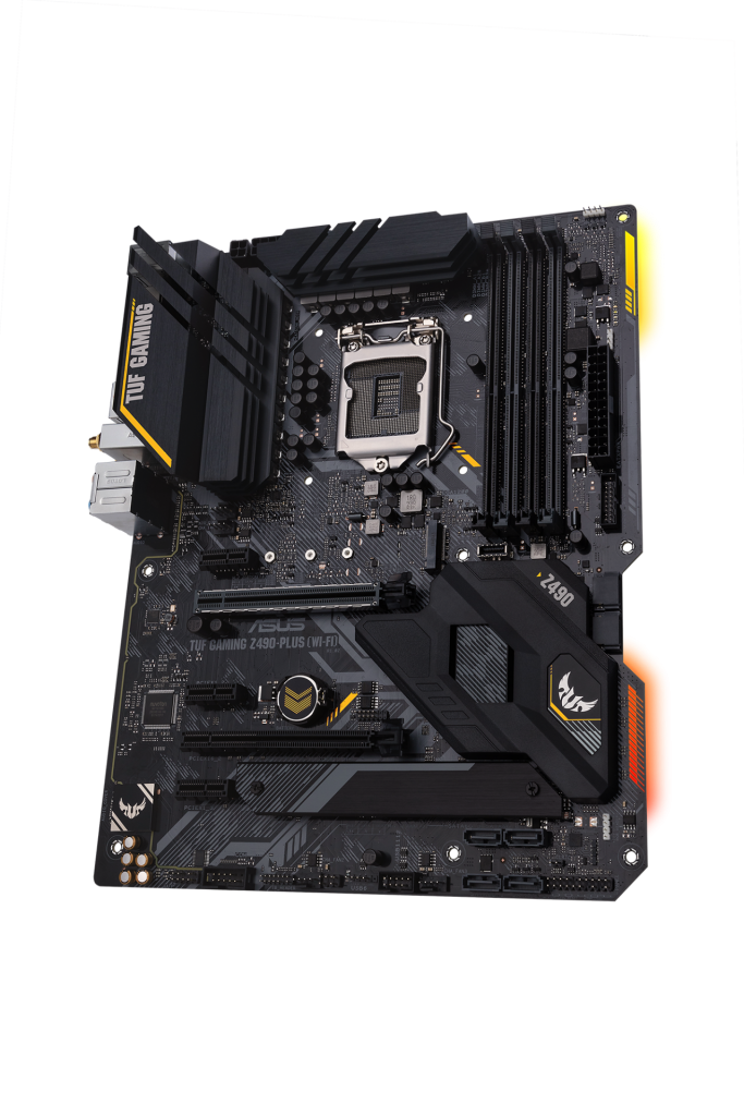 Here's Your First Look At ASUS' Entire Z490 Motherboard Lineup 72