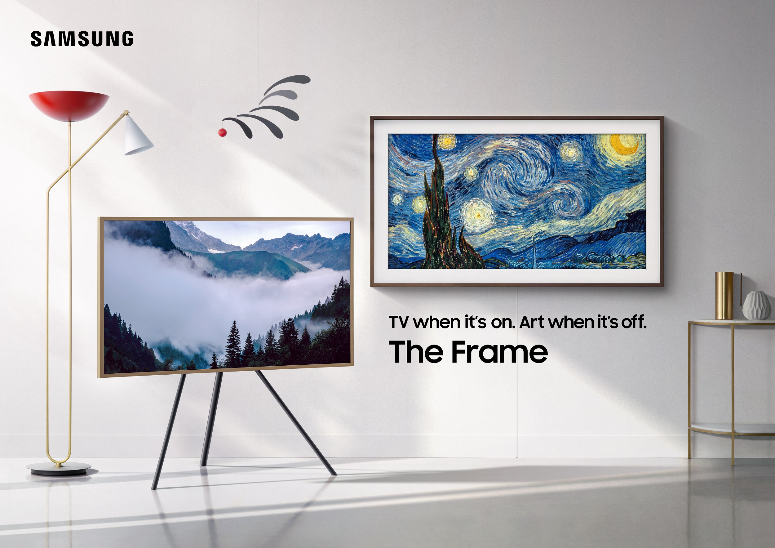 Samsung TV The Frame 2020