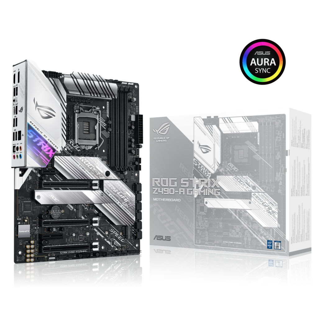Here's Your First Look At ASUS' Entire Z490 Motherboard Lineup 56