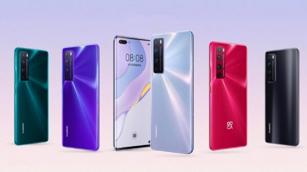 Huawei Nova 7 Series