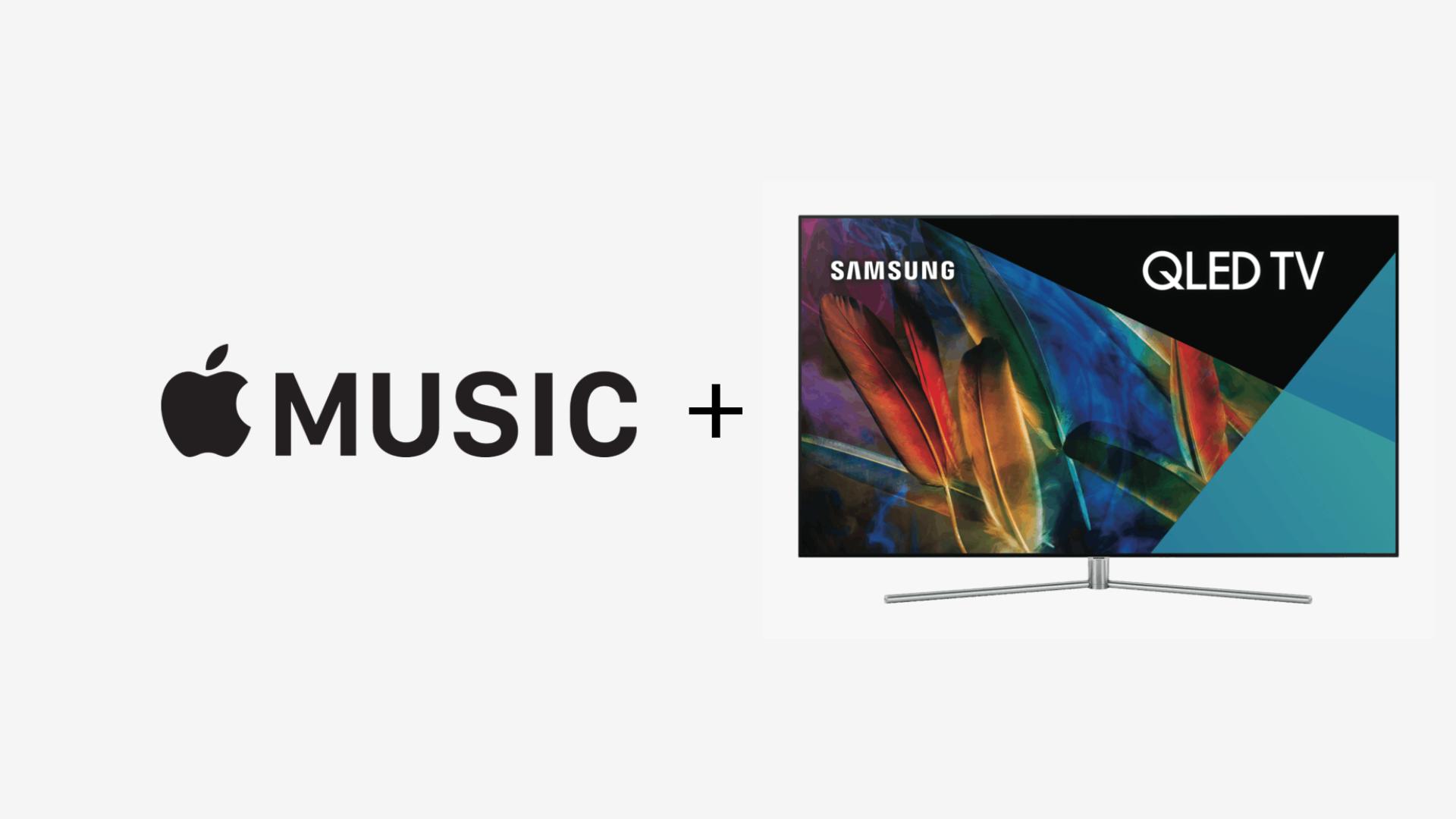 Apple Music Samsung TV