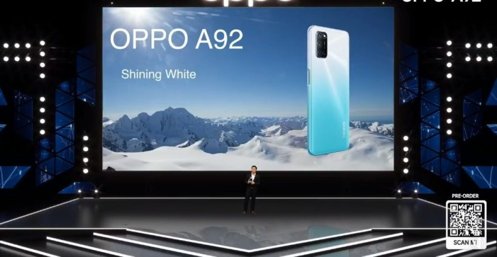 OPPO A92 And OPPO Enco W31 Launched; Priced At RM1,199 And RM259 13