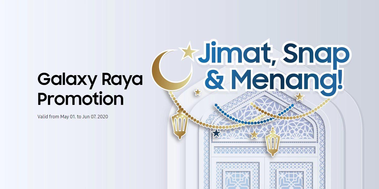 Galaxy Raya Promotion