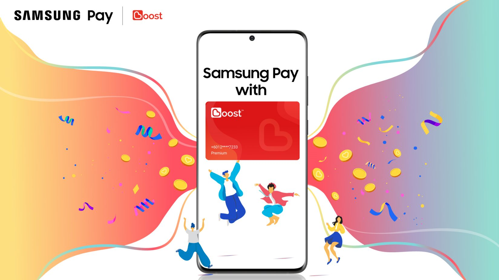 Samsung Pay Boost