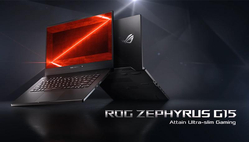 ASUS ROG Zephyrus G15