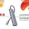 AXO Ugreen Giveaway